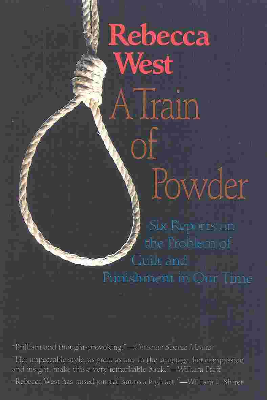 A Train of Powder By West, Rebecca
